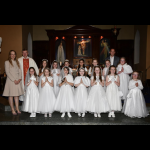 First Holy Communion 6/10/20
