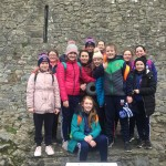 5th class at Cahir Castle 6/2/20