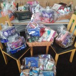 Hampers for Parents Council draw